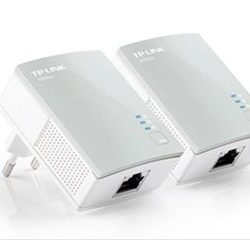 ADAPTADOR POWERLINE TP-LINK 500MB 2UDS