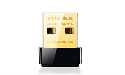 ADAPTADOR USB NANO WIRELESS N 150Mbps TP-LINK