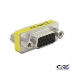 ADAPTADOR VGA HDB15/H-HDB15/H