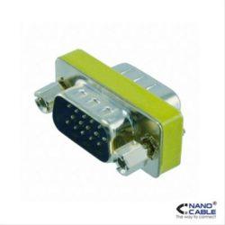 ADAPTADOR VGA HDB15/M-HDB15/M