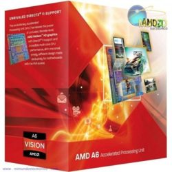 AMD A6 3500 2.1GHZ FM1 3MB BOX