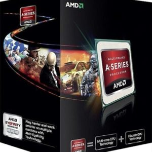 AMD FM2 X2-A6 5400K 3.8GHz 1.0MB
