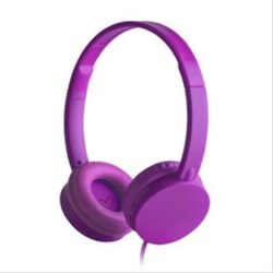 AURICULARES ENERGY HEADPHONE COLORS GRAPE MIC