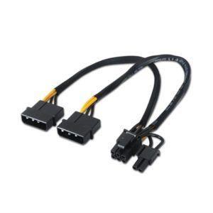 """CABLE ADAPTADOR TARJETA GRAFICA 2X5.25""""/M-PCI"""