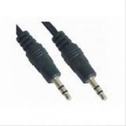 CABLE AUDIO STEREO 3.5/M-3.5/M 1.5M