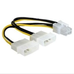CABLE DE ALIMENTACION VGA PCI EXPRESS 6P