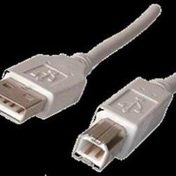 CABLE USB 2.0 A/M-B/M 1.8M PRIMUX BULK