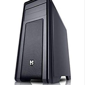 CAJA ATX NOX HUMMER USB 3.0 NEGRO S.FA