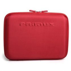 "FUNDA RIGIDA TABLET/NETBOOK 10.1"" PRIMUX ROJO"
