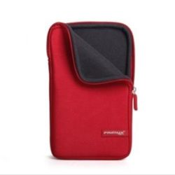 "FUNDA TABLET NEOPRENO 7"" PRIMUX ROJA"