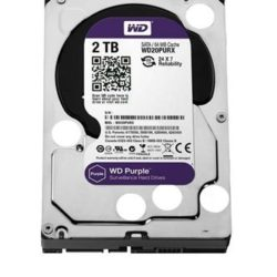 "HD 3.5"" WESTERN DIGITAL 2TB PURPLE SATA3 64MB"