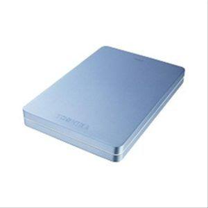 "HD EXTERNO 2.5"" 1TB USB3.0 TOSHIBA CANVIO ALU"