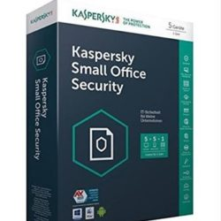 KASPERSKY SMALL OFFICE SECURITY 5.0 SERV+5PCS