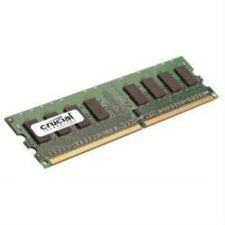 MODULO DDR2 2GB 800MHZ CRUCIAL TECH CL6