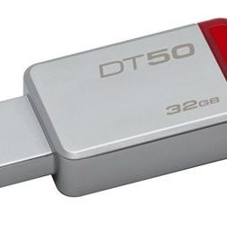 PEN DRIVE 32GB KINGSTON DT50 USB 3.0