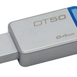 PEN DRIVE 64GB KINGSTON DT50 USB 3.1