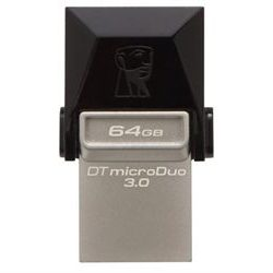 PEN DRIVE KINGSTON 16GB DT MICRODUO USB 3.0