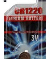 PILA MAXELL CR1220 3V LITHIUM BATTERY