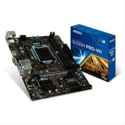 PLACA i3/i5/i7 MSI B250M PRO-VH (S.1151)DDR4 GEN8