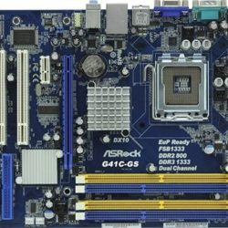 PLACA INTEL 775 ASROCK G41C-GS 2.0 COMBO