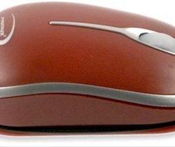 RATON OPTICO USB PRIMUX R1 ROJO NOTEBOOK