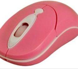 RATON USB NOTEBOOK PRIMUX M505 ROSA