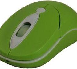 RATON USB NOTEBOOK PRIMUX M505 VERDE