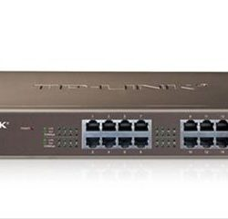 SWITCH 16 PUERTOS 10/100/1000 TP-LINK RACK