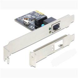 TARJETA PCI-E GIGABIT 10/100/1000 RJ45 LProfi