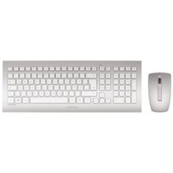 TECLADO Y RATON CHERRY DW 8000 WIRELESS WHITE