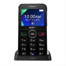 TELEFONO MOVIL ALCATEL 20.08G BLACK WHITE