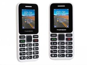 TELEFONO MOVIL THOMSON TLINK 11 DUAL SIM BLANCO