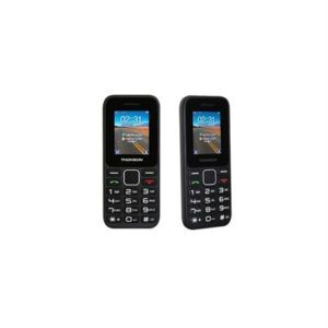 TELEFONO MOVIL THOMSON TLINK 11 DUAL SIM NEGRO