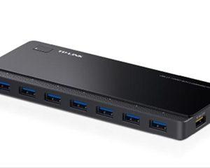 TP-LINK CONCENTRADOR DE 7 USB 3.0       2 PT·