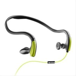 AURICULARES ENERGY RUNNING ONE NEON GREEN MIC
