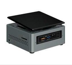 """BAREBONE INTEL NUC J3455 SODIM-DDR3L SSD 2.5"""" VGA/HDMI USB3.0 GLAN BT"""