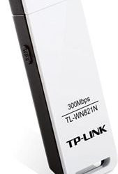 ADAPTADOR TP-LINK USB WIRELESS 300Mbps