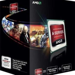 AMD FM2+ A8 7650K 3.8GHz 4.0MB BLACK