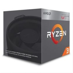 AMD RYZEN 3 2200G 3.7GHZ 4CORE 6MB SOCKET AM4 RX VEGA