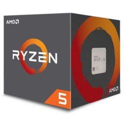 AMD RYZEN 5 2600 3.9GHZ 6 CORE 19MB SOCKET AM4