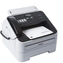 FAX BROTHER FAX-2845 LASERFAX 14PPM 250SHT 8MB 1·