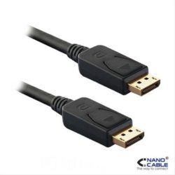 CABLE DISPLAYPORT DP/M-DP/M 3M NANOCABLE