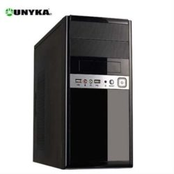 CAJA MINI ATX UNYKA UK6011 USB3.0 NEGRA 500W
