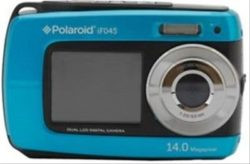 "CAMARA DIGITAL POLAROID IF045 14MP 4x LCD 2.8"" SUMERGIBLE AZUL"