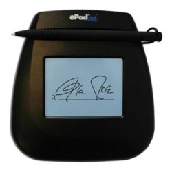 CAPTURADORA DE FIRMAS EPAD-INK VP9805 USB