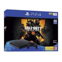 CONSOLA SONY PS4 1TB + CALL OF DUTY BLACK OPS