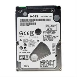 "HD 2.5"" 500GB HGST SATA"