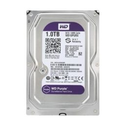 "HD 3.5"" WESTERN DIGITAL 1TB SATA3 64MB PURPLE"