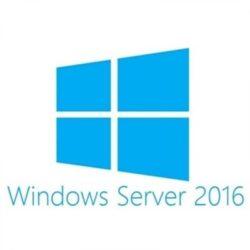S.O. WINDOWS SERVER 2016 HP (16-CORE) STD ROK ES