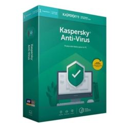 KASPERSKY ANTIVIRUS 2019 1 LICENCIAS